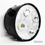 Светодиодный светильник ДКУ-123 (200W) 3